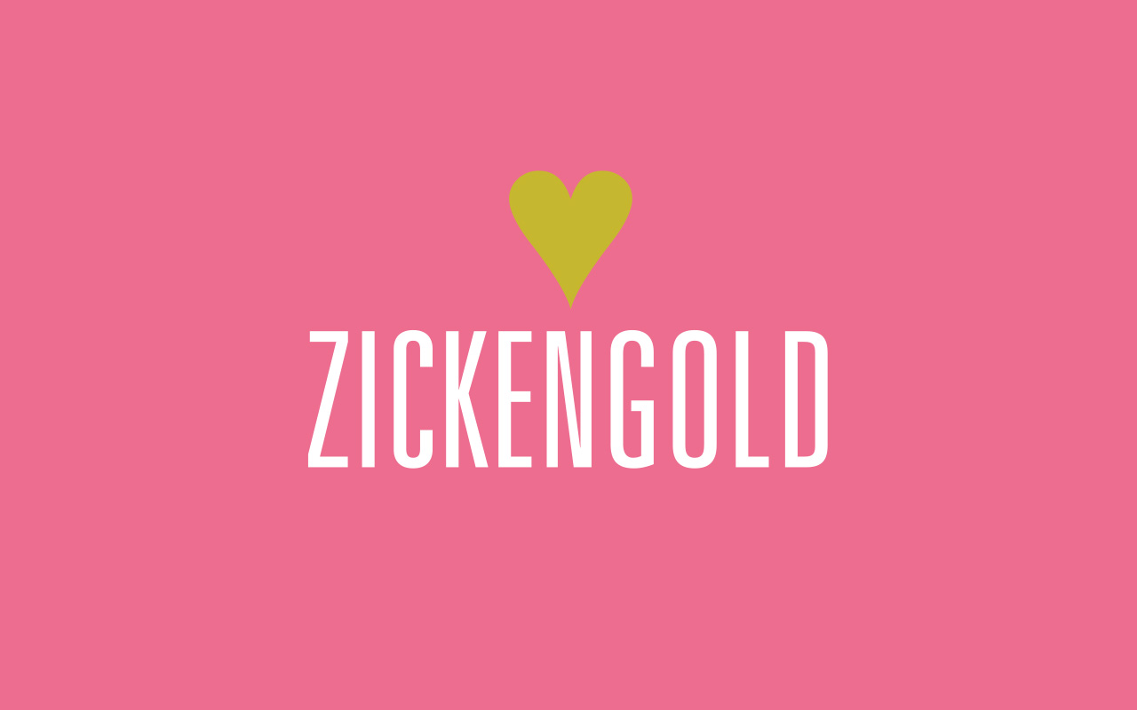 Zickengold